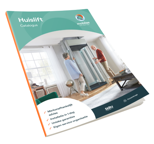 Huislift Brochure Cover