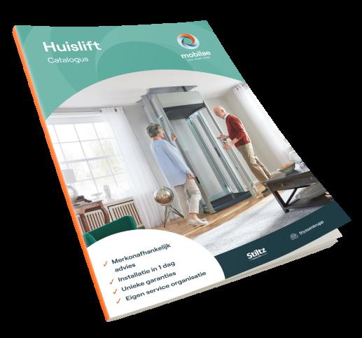 Huislift Brochure Cover